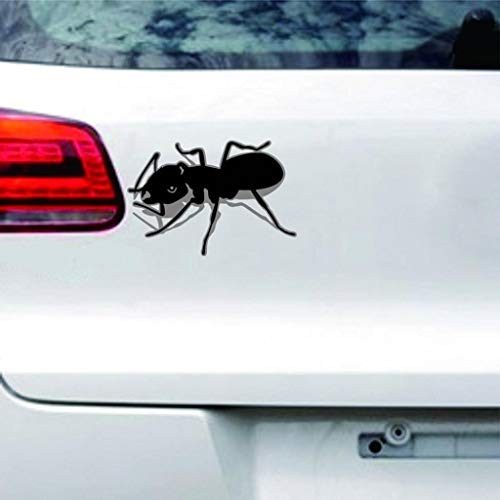 Glumes 3D Sticker, Halloween, Scariest, Removable, Car Side Body Decal, Motorcycle Bicycle Body Sticker, Luggage Decal, Graffiti Patches, Skateboard Stickers, Laptop Stickers, Mural Decor Decal 2Pcs (B) -