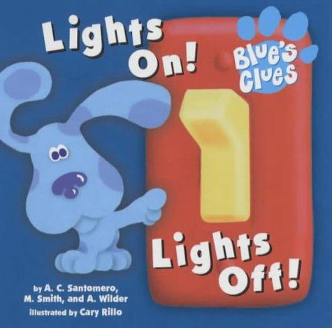 Download Lights on! Lights off! (Blue's Clues) pdf