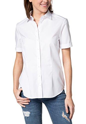 Classic Blanco Modern Sleeve Eterna Blouse Half Uni SqHzzI