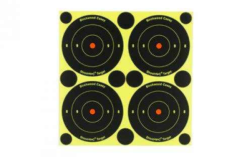 Birchwood 8 Inch Sight - Birchwood Casey Shoot-N-C 3 Inch Round 240 Targets 600 Pasters