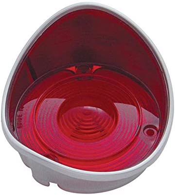 United Pacific CH029R Tail Light Lens