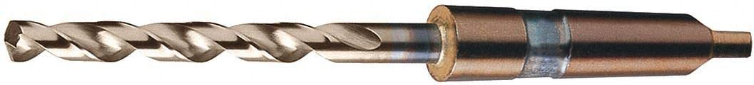 Taper Shank Drill Bit Size 5//8 Cleveland C12796