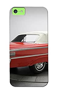 Armandcaron High-end Case Cover Protector For Iphone 5c(1963 Ford Galaxie 500 Sunliner 65 Convertible Classic) hjbrhga1544
