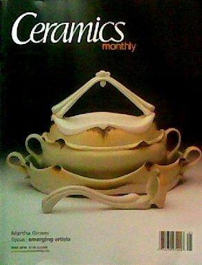 Ceramics Monthly (May 2010)