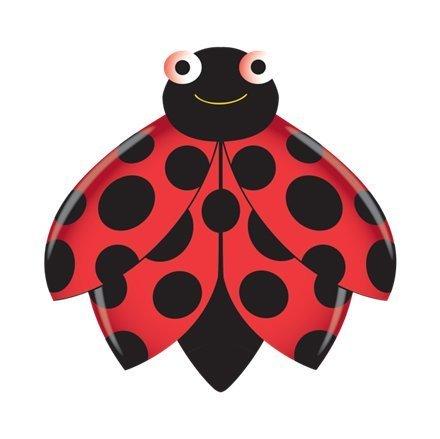 30 Inch X-Kites SkyBugz Ladybug Kite w/Handle & Line