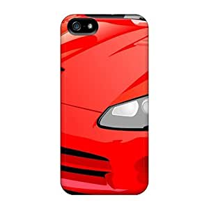 For HTC One M7 Phone Case Cover Hard Back With Bumper Vehicles Dodge Viper