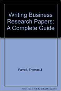 research paper handbook your complete guide Get this from a library research paper handbook : your complete guide [james d lester, sr] -- so you have to write a research paper and this time you want an a do you know how to start.