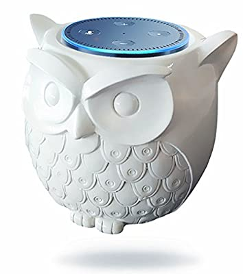 BFF-For-Alexa--Owl-Statue-Crafted-Guard-Station-For-Amazon-Echo-Dot-2nd-And-1st-generation-Speaker-Jam-Classic-Speaker