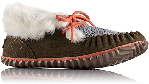 SOREL Women's Out 'N About Moc Nori/Nectar 8 B US by SOREL