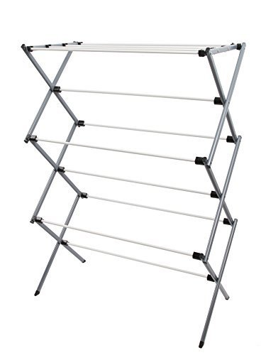 Finnkarelia Folding Drying Rack Clothes Dryer Rack Kid Cloth