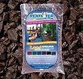 Playsafer Brown Rubber Mulch 77 Cu. Ft. - 2000 Lbs. Pallet - 50 Bags
