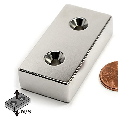 CMS Magnetics N52 Neodymium Bar Magnet 2