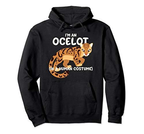 Ocelot Costume Hoodie