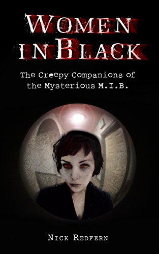 Woman In Black: The Creepy Companions of the Mysterious M.I.B.