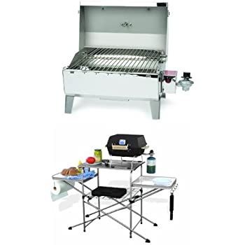 Amazon Com Camco Stainless Steel Portable Propane Gas