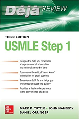 Deja Review USMLE Step 1 3e - Original PDF