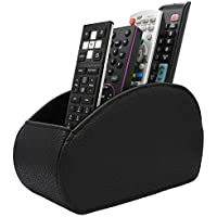 Remote Control HOLDER Yantai - MADE IN EU - Big Version 21cmx12cmx8.5cm BLACK