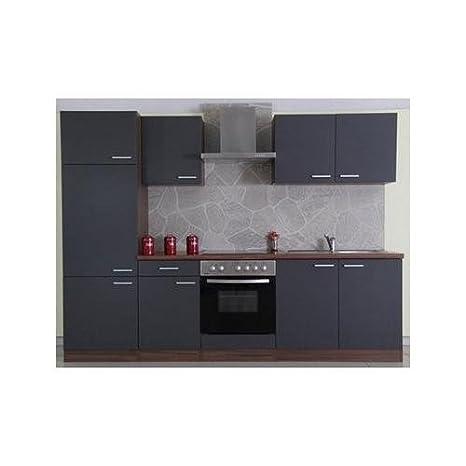 Mebasa CUCINAB270NGC cocina, moderna cocina, cocina de 270 ...