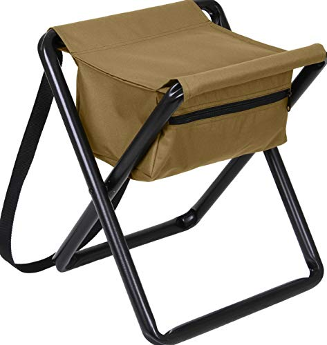 - Kaputar Lightweight Portable Stool with Pouch, Deluxe Camo Camping Travel Chair Seat   Model CMPNGCHR - 430  
