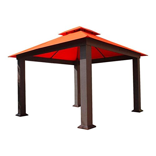 SYSTEMS TRADING CORP STC Seville Gazebo, 12 by 12-Feet