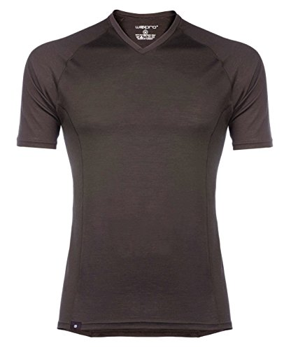 Mens 100 Merino Lightweight T Shirt