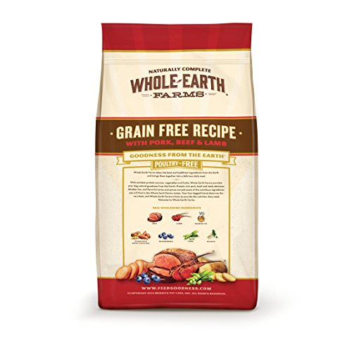 Whole-Earth-Farms-Grain-Free-Recipe-Dry-Dog-Food-Pork-Beef-Lamb-25-Pound