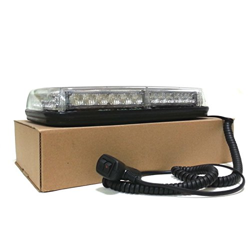 VSLED 39cm 36 LED Amber LED Black Aluminium Case Emergency Recovery LightBar Wrecker Flashing LightBar Beacon Strobe Amber Light Bar