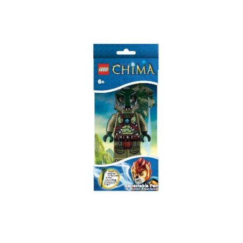 Lego Legends Of Chima   Cragger Retractable Pen  Lgo6644