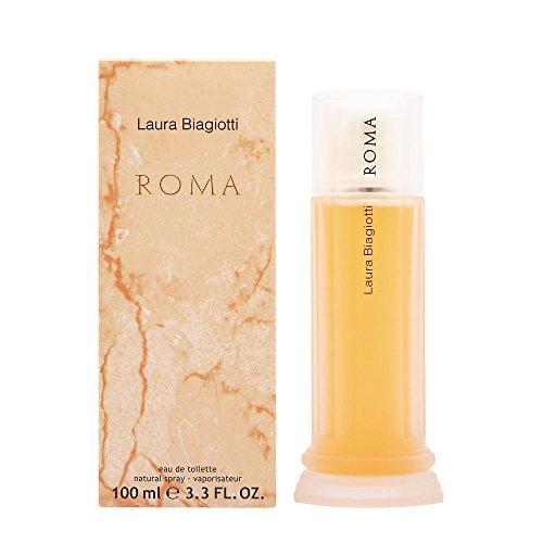 Roma by Laura Biagiotti for Women 3.3 oz Eau de Toilette Spray