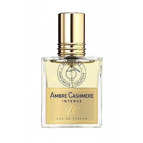 Ambre Cashmere Intense by Parfums De Nicolai Eau De Parfum 1 oz Spray Ambre Eau De Parfum