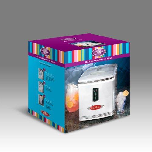 Nostalgia-Electrics-RIC-100WHT-Retro-Series-Automatic-Ice-Maker-White