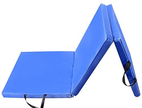 Genki Fitness Tri Fold Exercise Mat