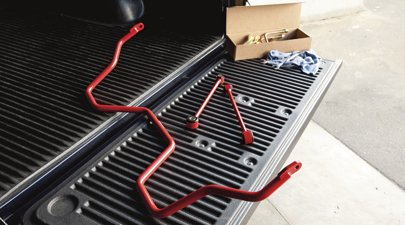 Genuine Toyota Parts PTR11-34070 TRD Sway Bar by Toyota