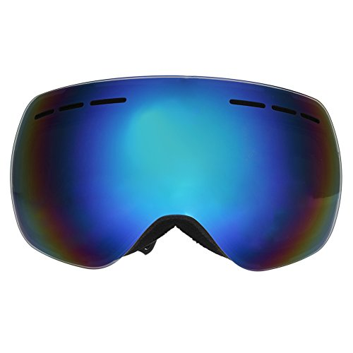 Itemap Outdoor Winter Ski Goggles Double Changeable Lens Anti-fog Glasses Windproof - Sunglasses Changeable Oakley Lenses