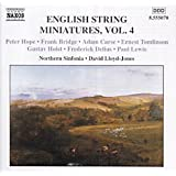 English String Miniatures, Vol 4