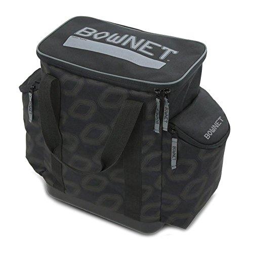 Bownet Baseball & Softball Ball Equipment Bag, Black ()