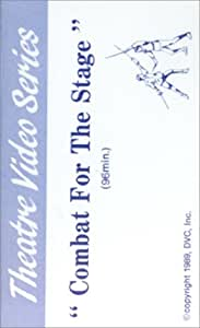 Combat For The Stage [VHS]