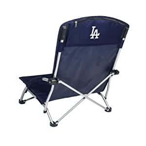 MLB Los Angeles Dodgers Tranquility Portable Beach Folding Chair