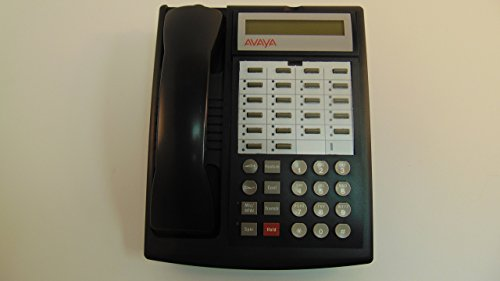 Avaya Partner 18D Telephone Black (Renewed) ()