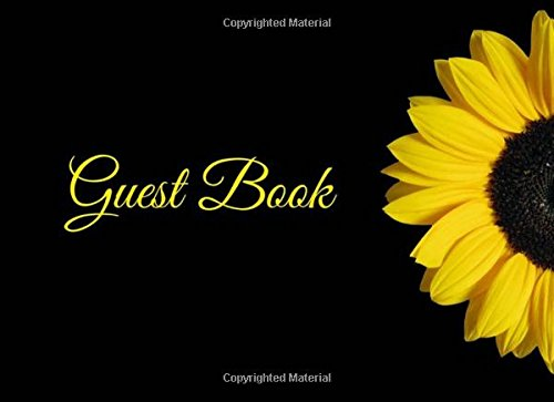 Guest Book: 104 Pages - Paperback (8.25 x 6 Inches) (Volume 32)