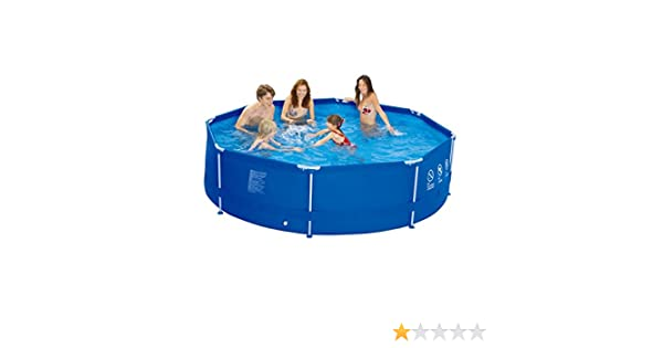 Jilong JL016026N -P41 - Piscina Tubular: Amazon.es: Jardín