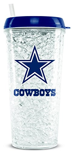 Which is the best cowboys football cups with straws?