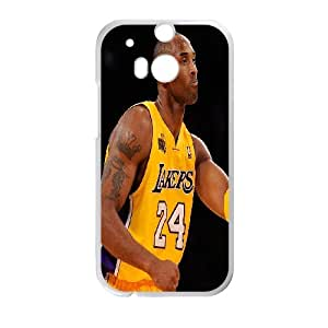 HTC One M8 Phone Case NBA Superstar Lakers Kobe Bryant CB85540