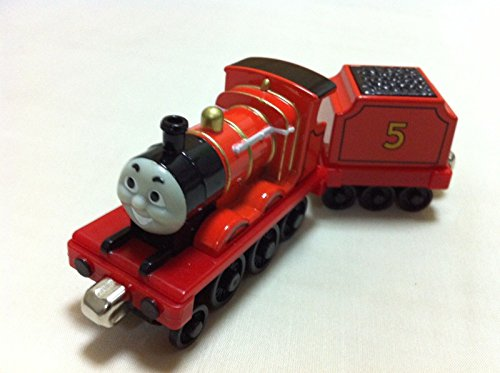gg Friends James With Tender Magnetic Metal Toy Train Loose In Stock