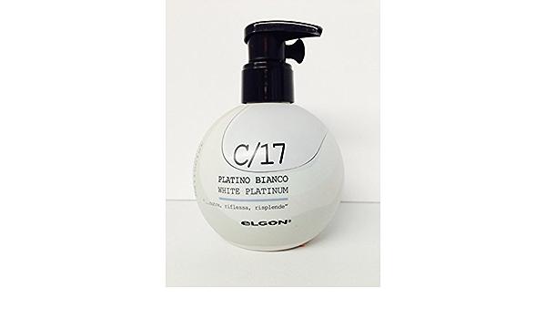 Elgon Haircolor I Care C/17 Platino Bianco White Platinum 200 ...