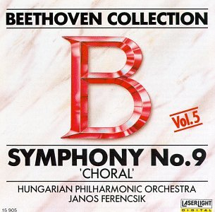 Beethoven Collection 5: Symphony 9 D Minor Op 125