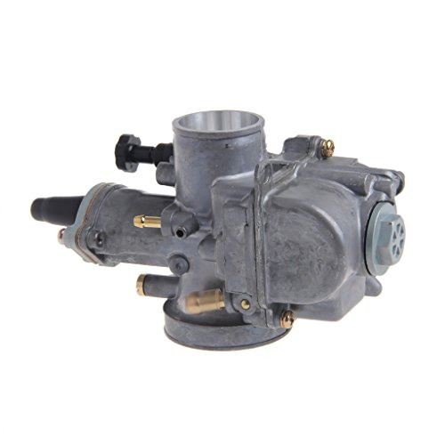 Autoparts Motorcycle Carburetor 30mm, Universal For Keihin Carb PWK Mikuni With Power Jet