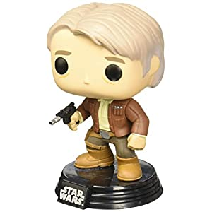 Funko POP Star Wars: Episode 7 – Han Solo Action Figure