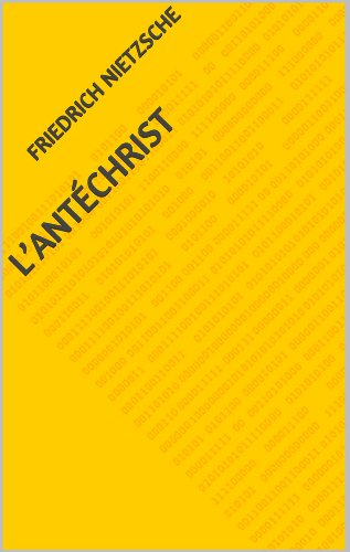 LAntéchrist (French Edition)