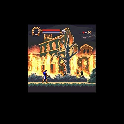 ASMGroup Castlevania Dracula X 16 bit Super Game Card For 46 Pin Game Player PAL